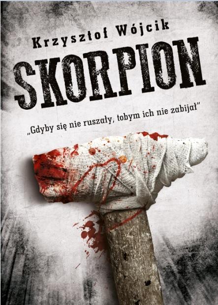 skorpion książka