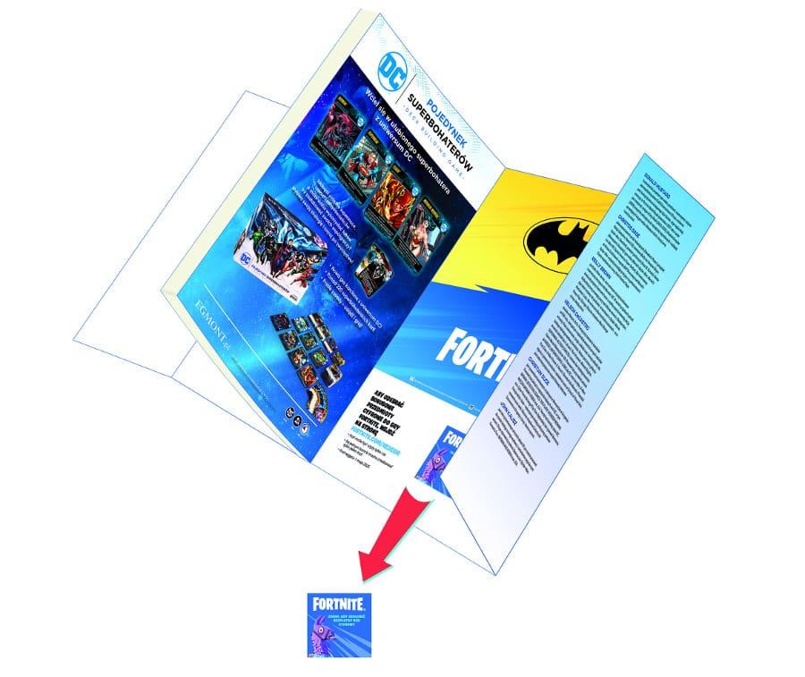 Batman/Fortnite: Punkt Zerowy