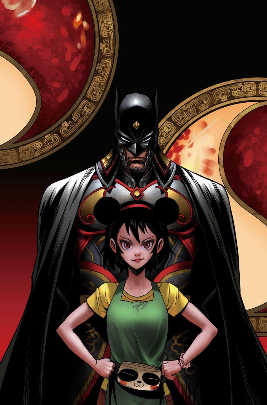 Batman: Świat - Chiny