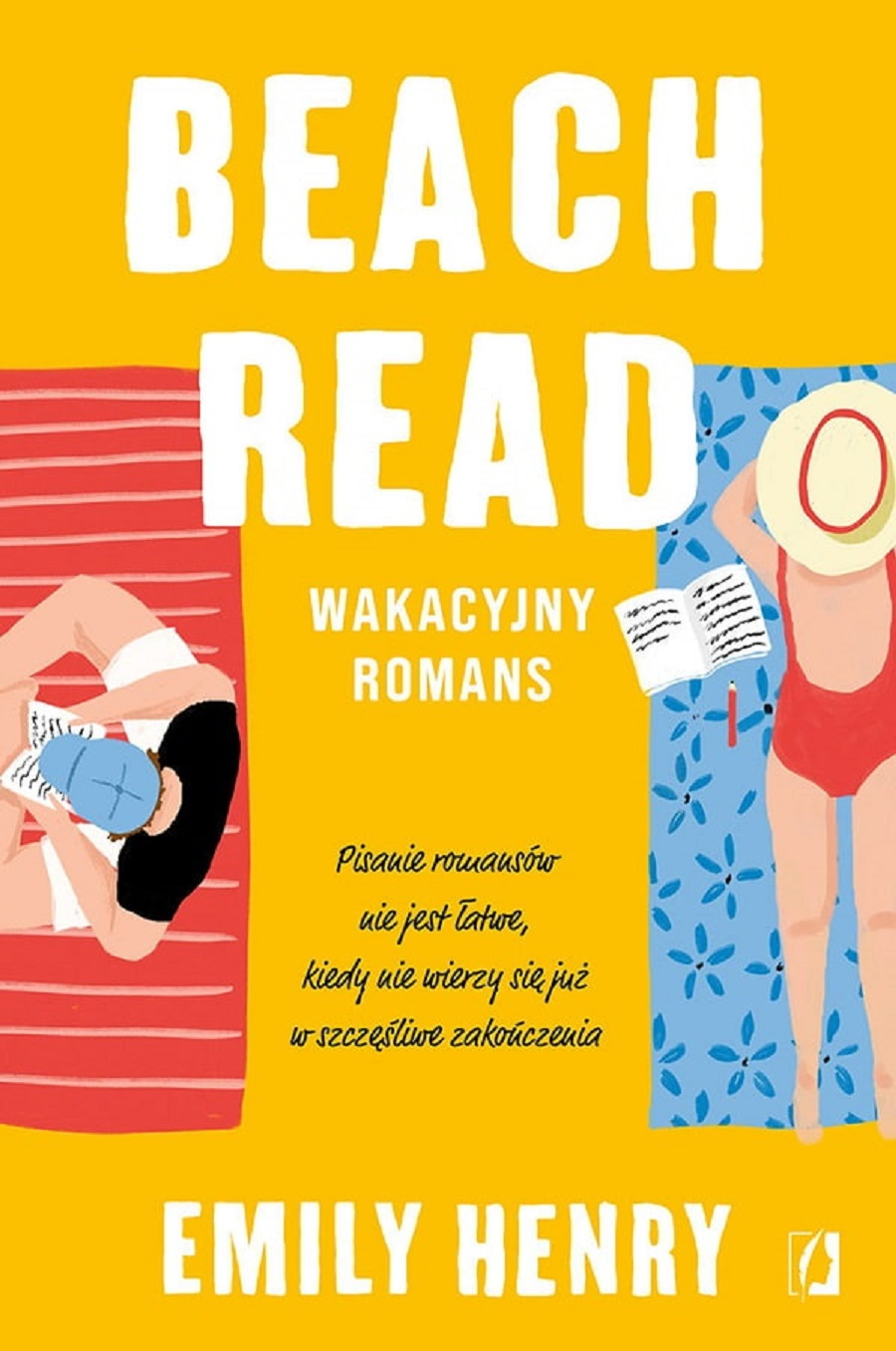 Beach Read. Wakacyjny Romans