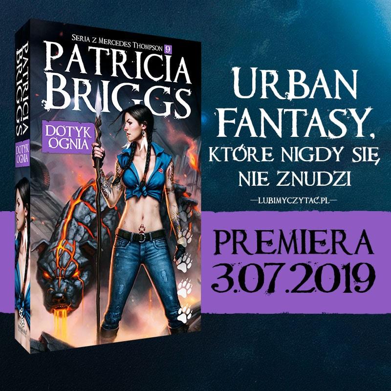 Patricia Briggs - Dotyk Ognia
