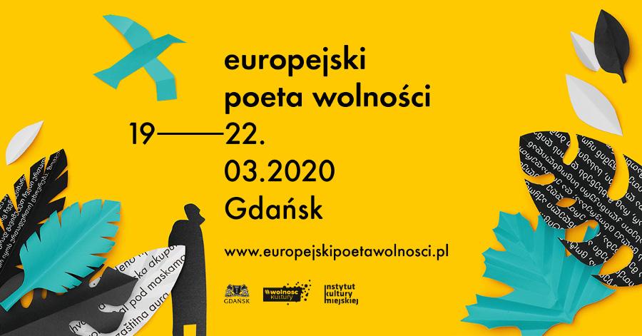 Festiwal Europejski Poeta Wolności 2020