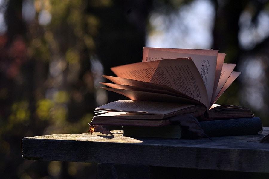 Książki na wrzesień
