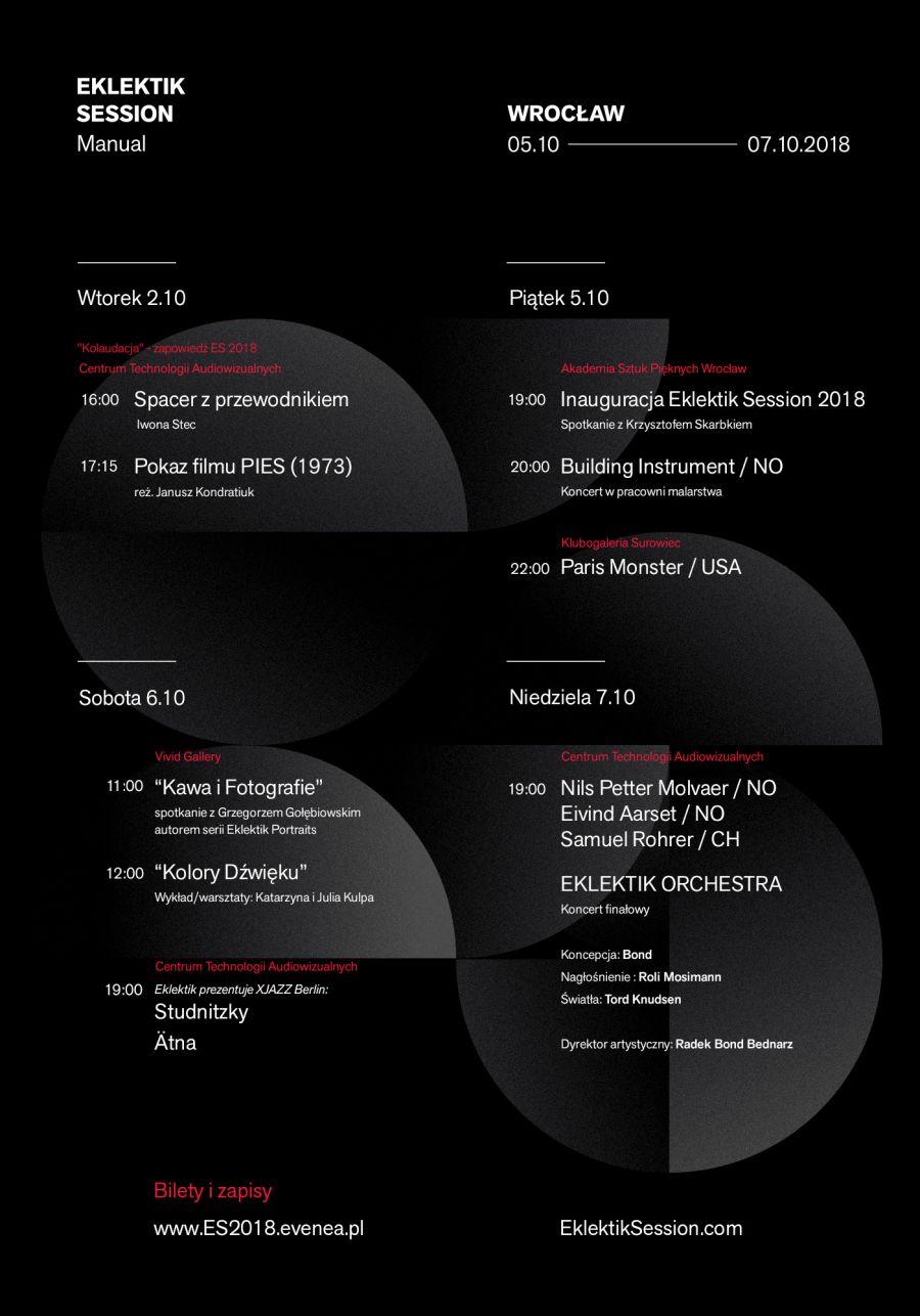 Eklektik Session 2018