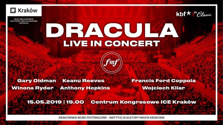 12. FMF - Dracula Live in Concert