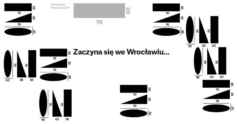 Sympozjum Wrocław 70/20