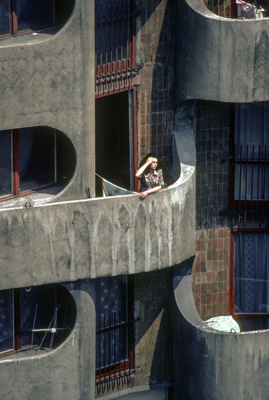 Wrocław, lato 1982, fot. Chris Niedenthal