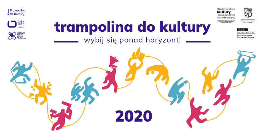 Trampolina do kultury 2020