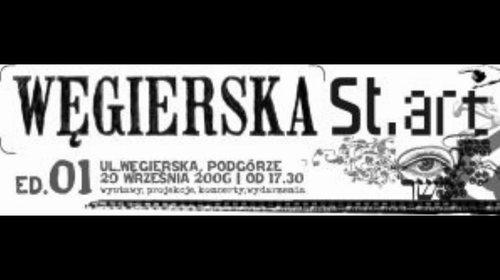 Węgierska Start Sztuka Kraków