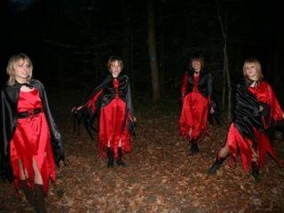Góry Świętokrzyskie - na sabacie czarownic