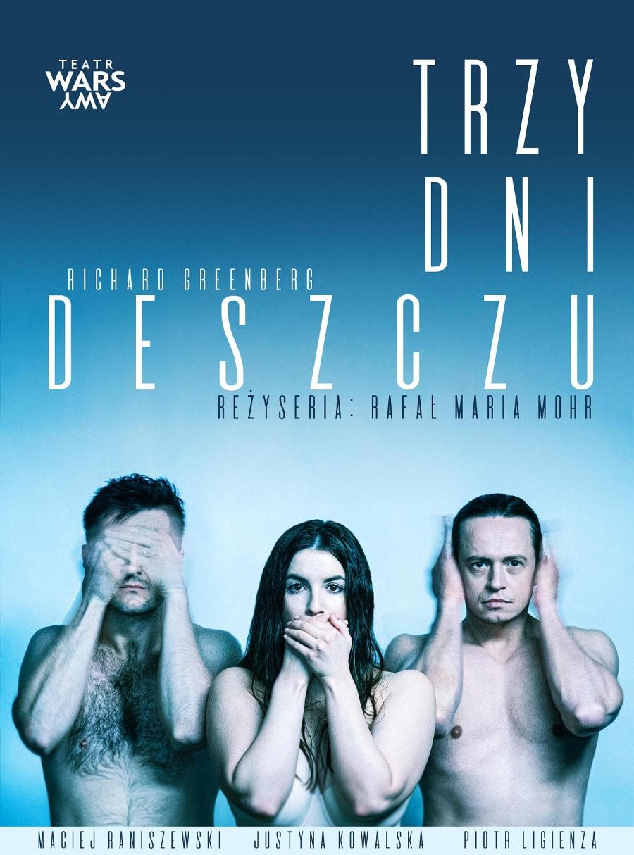 Trzy dni deszczu - Teatr WARSawy