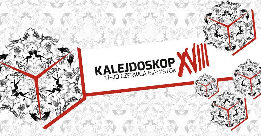 18. edycja festiwalu Kalejdoskop