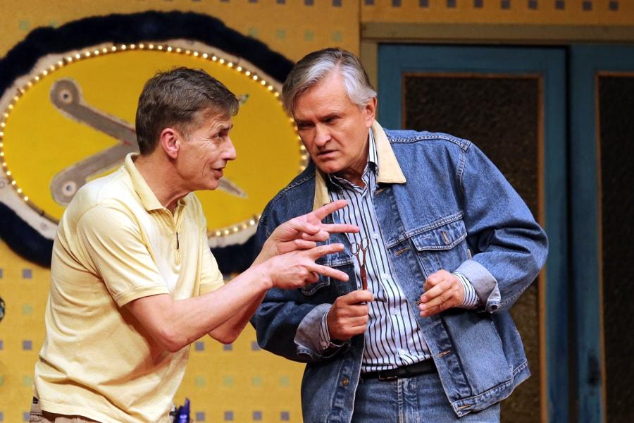 Szalone nożyczki - Wrocławski Teatr Komedia