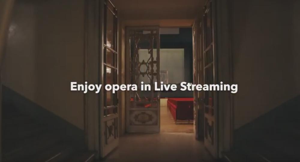 opera streaming - spektakle online