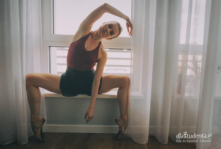 Paula Dzwonik, tancerka baletowa