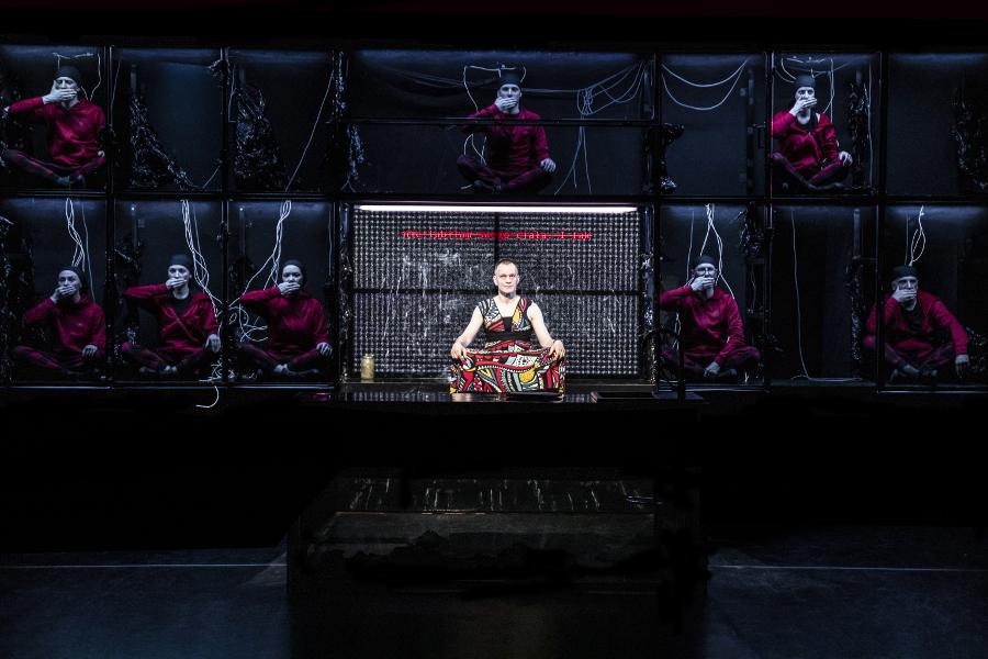 Pogłosy - spektakl Teatr WTW