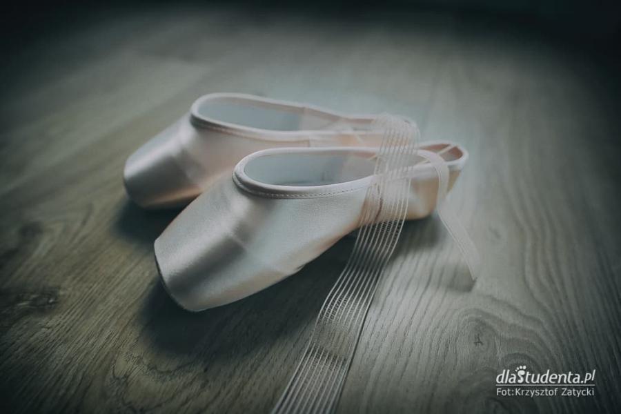 Pointy- buty tancerki