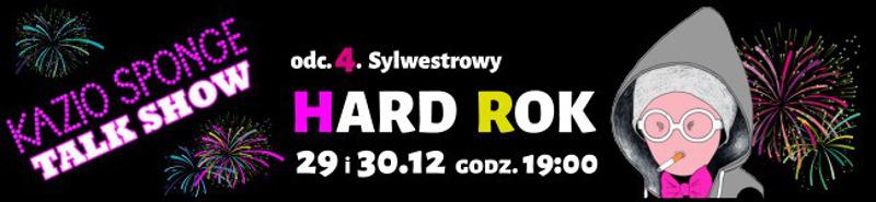 Kazio Sponge Talk Show - HARD ROK