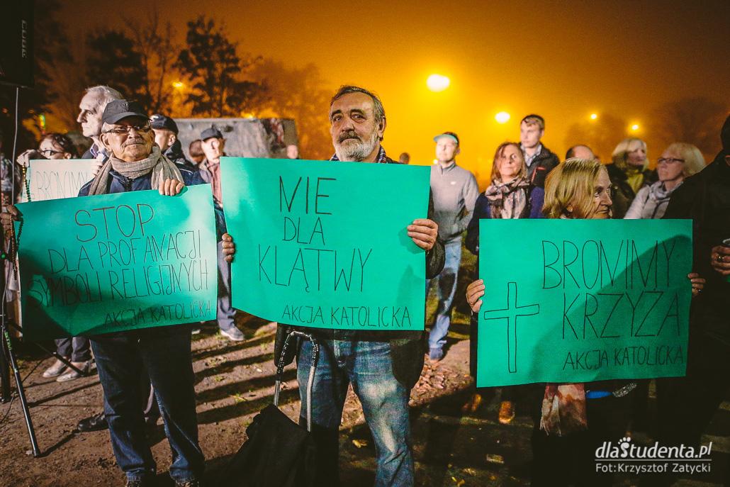 Klątwa - protest