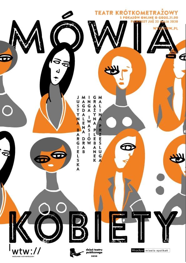Mówią kobiety w teatrze WTW