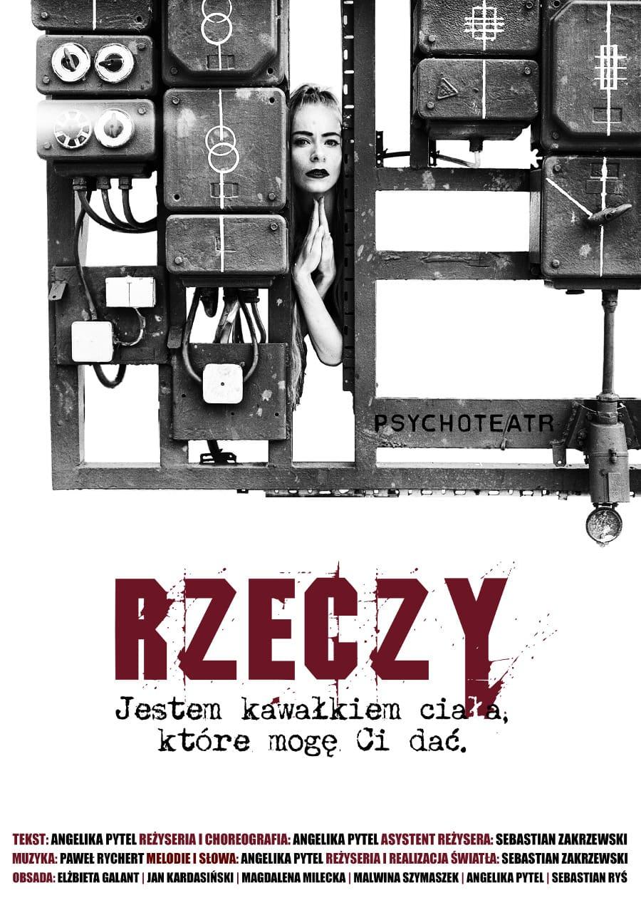 Rzeczy - Psychoteatr Wrocław
