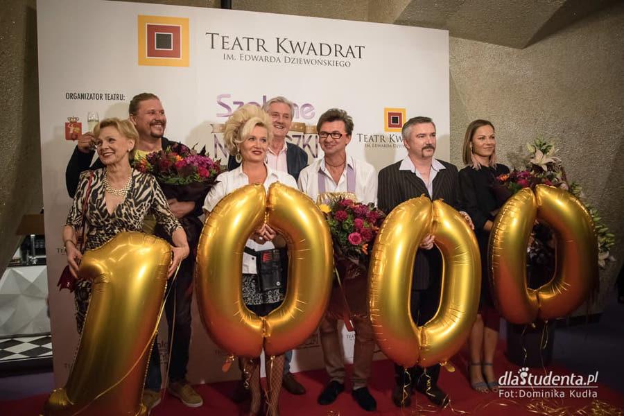 Szalone nożyczki Teatr Kwadrat