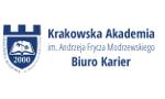 Logo Biuro Karier Krakowska Akademia im. Andrzeja Frycza Modrzewskiego