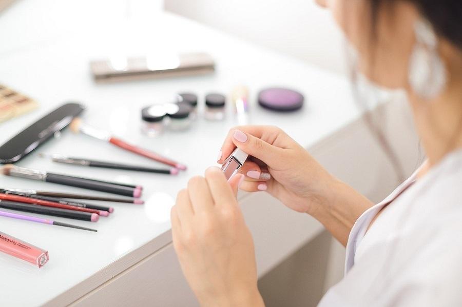 Everyday Makeup modny makijaż