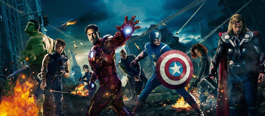 Avengers - kadr filmu