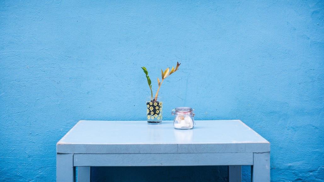 Czym jest minimalizm? Czy pusty stół to już to?