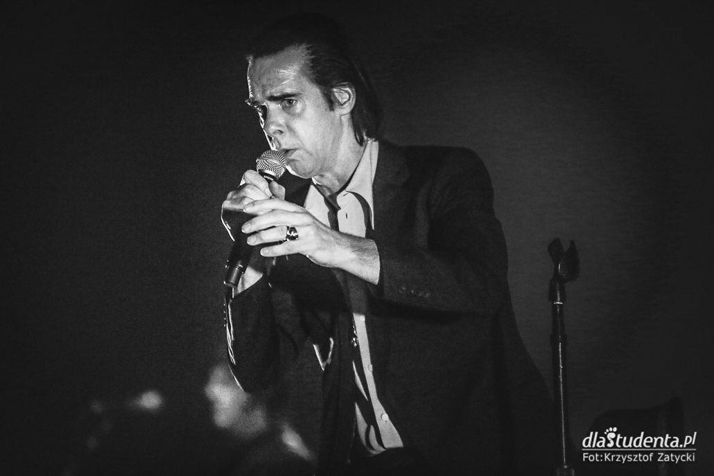 Nick Cave zagrał w Warszawie! [ZDJĘCIA]
