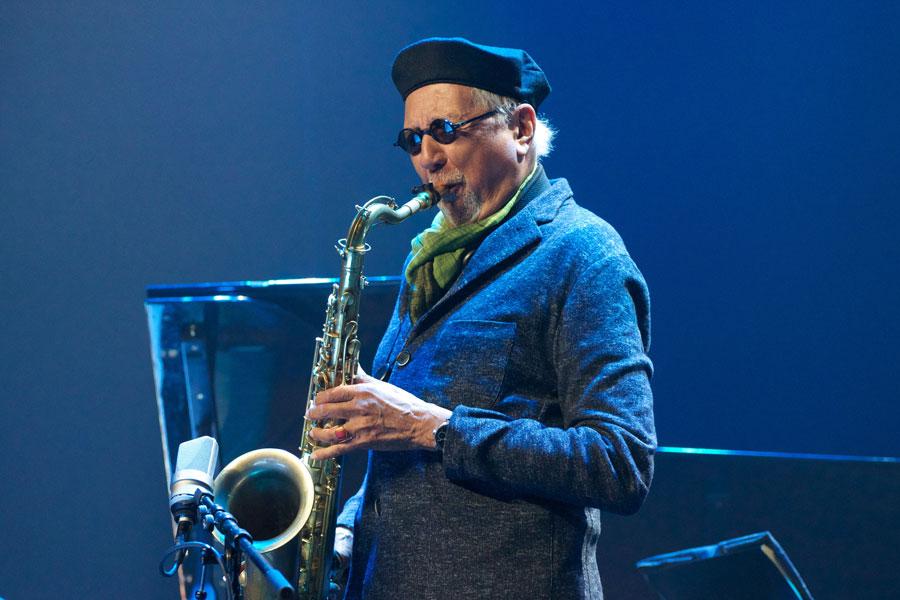Charles Lloyd - 16. Jazztopad Festival