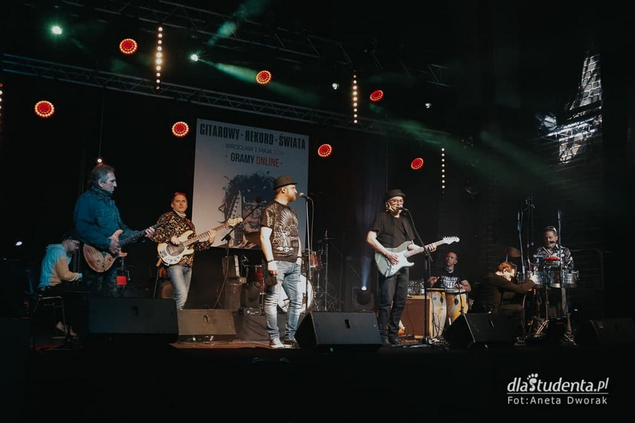Gitarowy Rekord Guinnessa 2020