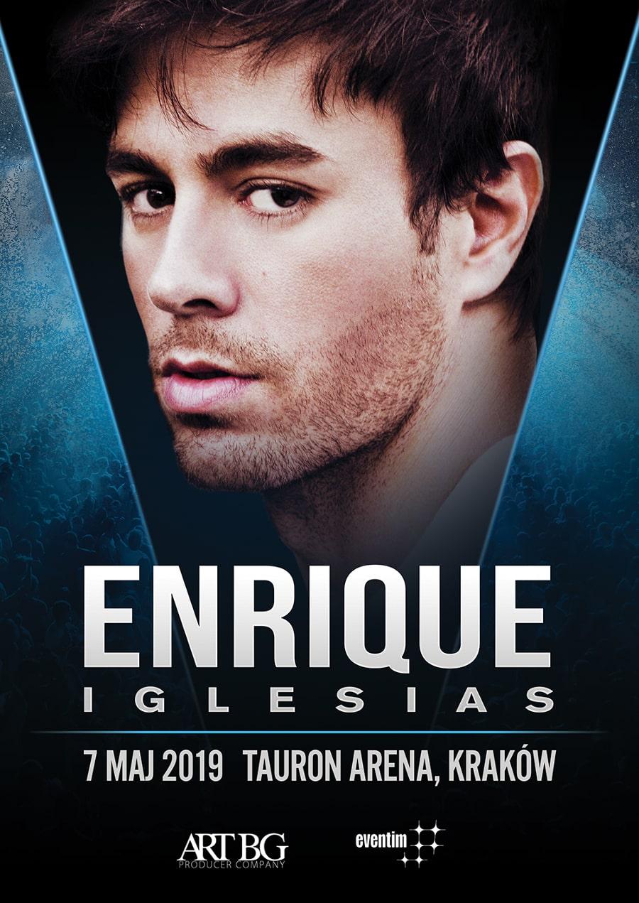 Enrique Iglesias koncert w Polsce