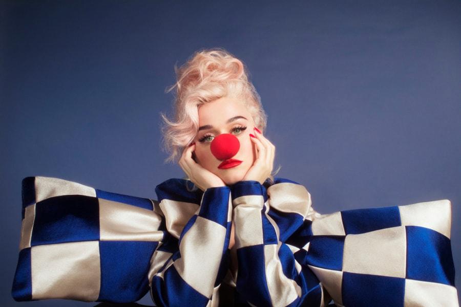 Katy Perry - album Smile