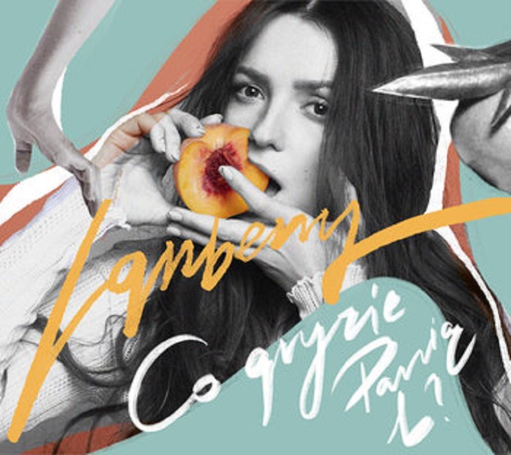 okładka nowej płyty od Lanberry
