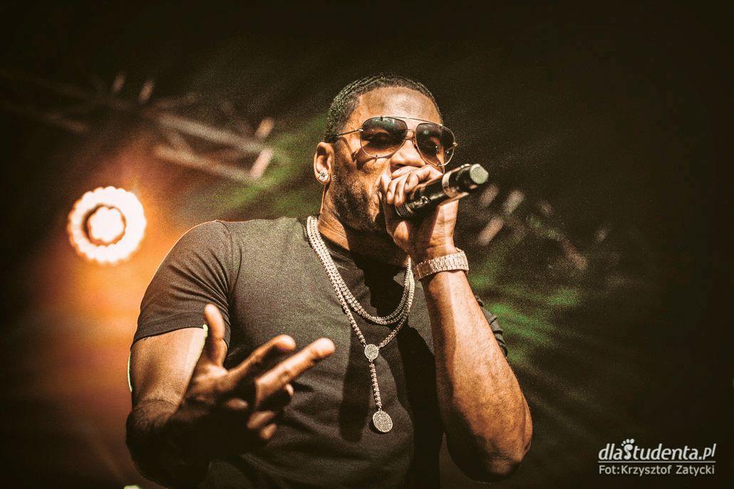 Nelly zagrał w Warszawie! [ZDJĘCIA]