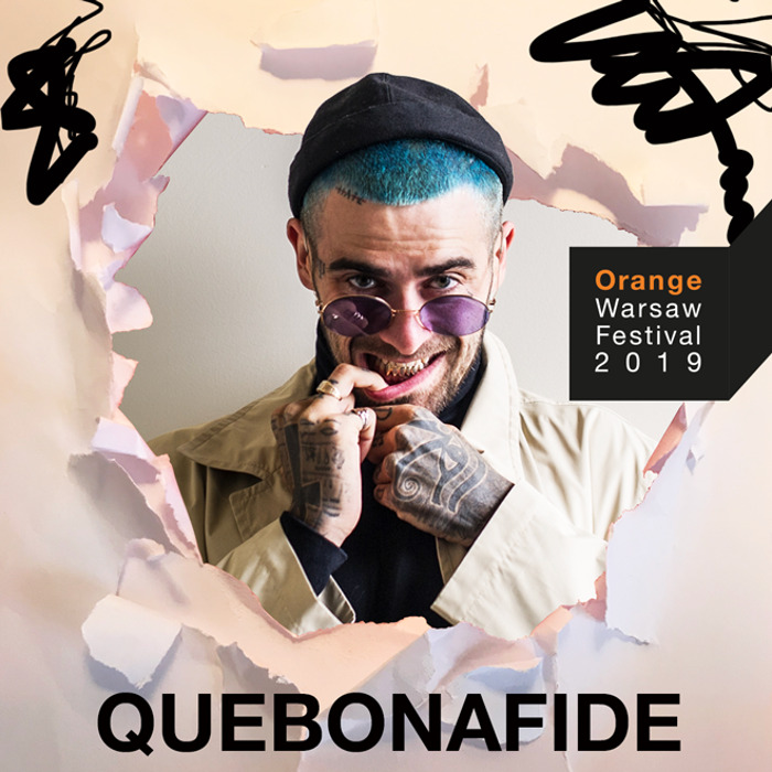 Quebonafide - Orange Warsaw Festival 2019