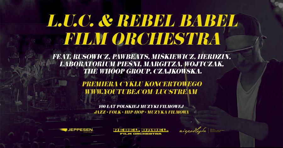 Rebel Babel Film Orchestra