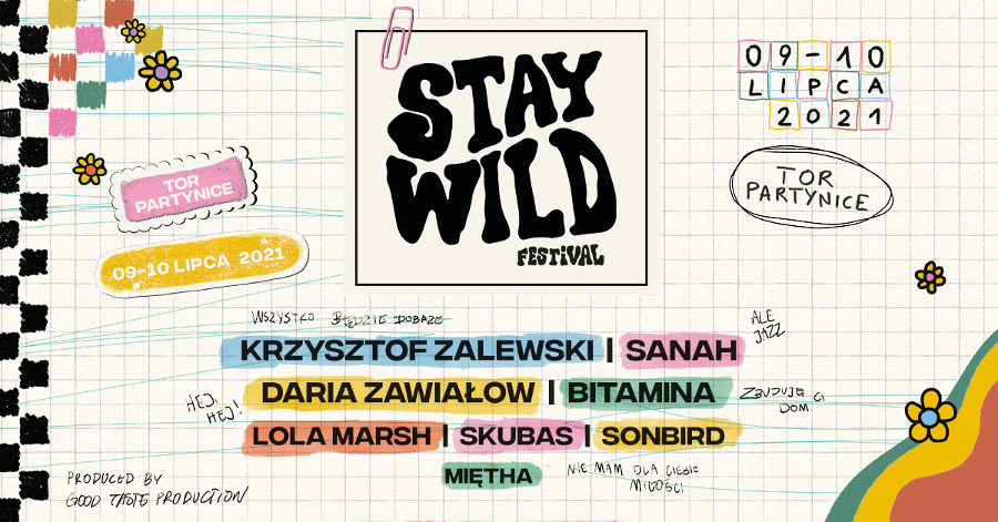 Stay Wild Festival 2021