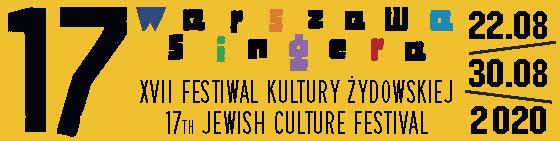 17. Festiwal Kultury Żydowskiej Warszawa Singera