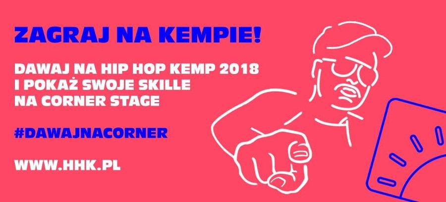 Chcesz zagrać na Hip Hop Kempie? Zgłoś się do konkursu!