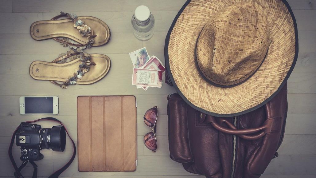 pakowanie bagażu podróżnego