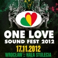 Ostatni headliner One Love Sound Fest 2012 - One Love Sound Fest 2012 Bilety Artyści Max Romero Marika Jamajka Reggae Promoe