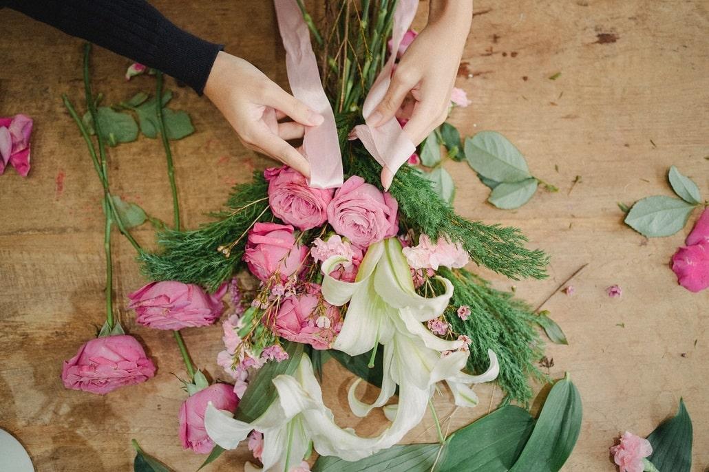 Bukiet Kwiatów - prezent