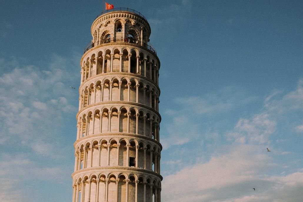 Włochy - podróż