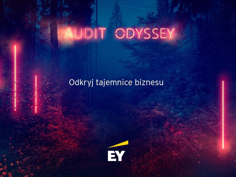 konkurs Audit OdyssEY
