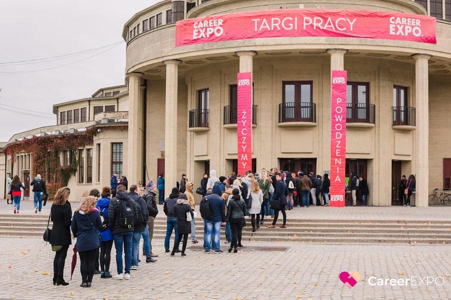 Career EXPO we Wrocławiu