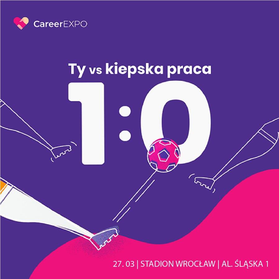 targi pracy Career EXPO Wrocław