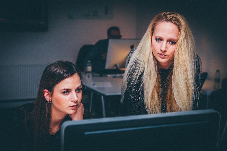 kobiety w pracy